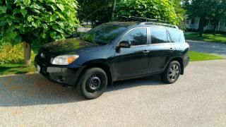 Used 2007 Toyota RAV4 AWD 4 Cyl for sale in Stouffville, ON