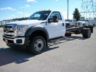 Used 2013 Ford F-550 XLT | Cab & Chassis for sale in Stratford, ON