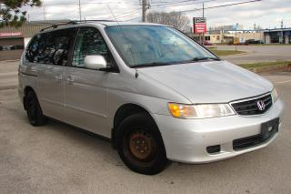 Used 2003 Honda Odyssey EX for sale in Mississauga, ON
