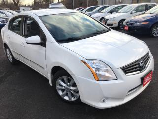 Used 2012 Nissan Sentra 2.0 S / Auto / Alloys / Cruise / 4-cylinder for sale in Scarborough, ON