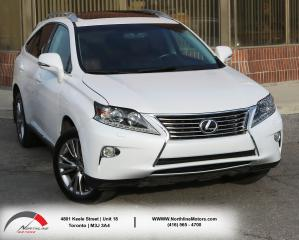 Used 2013 Lexus RX 350 Brown Interior Navigation  Backup Camera   Sunroof for sale in North York, ON