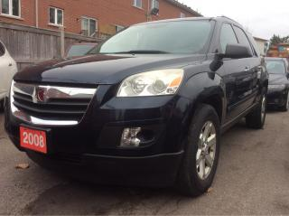 Used 2008 Saturn Outlook XE for sale in Scarborough, ON