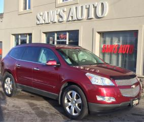 Used 2009 Chevrolet Traverse LTZ for sale in Hamilton, ON