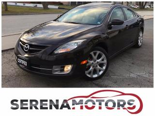 Used 2009 Mazda MAZDA6 GT | NO ACCIDENTS | SUNROOF | BOSE for sale in Mississauga, ON