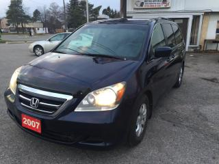 Used 2007 Honda Odyssey EX 8 PASSENGER for sale in Scarborough, ON