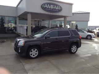 Used 2013 GMC Terrain HEATED SEATS / REAR CAMERA / NO PAYMENTS FOR 6 M ! for sale in Tilbury, ON