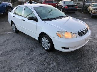 Used 2005 Toyota Corolla CE for sale in Surrey, BC