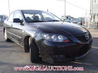 Used 2006 Mazda MAZDA3  4D SEDAN for sale in Calgary, AB