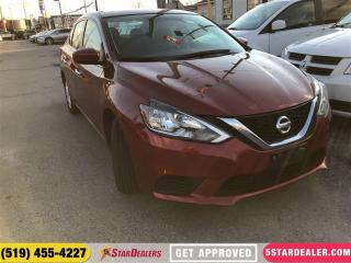 Used 2016 Nissan Sentra 1.8 SV | ONE OWNER | CAM | HEATED SEATS for sale in London, ON