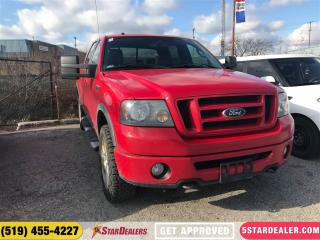 Used 2008 Ford F-150 FX4 | LEATHER | ROOF | 4X4 for sale in London, ON