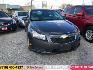 Used 2011 Chevrolet Cruze LS | CAR LOANS FOR ALL CREDIT for sale in London, ON