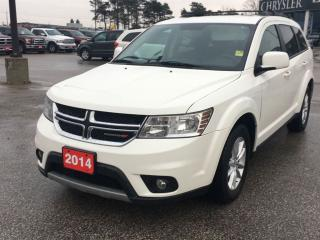 Used 2014 Dodge Journey SXT | 7PASS for sale in London, ON
