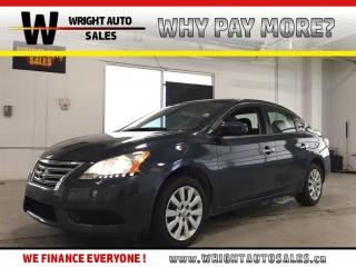 Used 2014 Nissan Sentra S|BLUETOOTH|CRUISE CONTROL|50,930 KMS for sale in Cambridge, ON