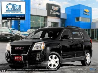 Used 2015 GMC Terrain AWD SLE-2 for sale in North York, ON