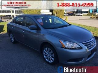 Used 2014 Nissan Sentra 1.8 for sale in Richmond, BC