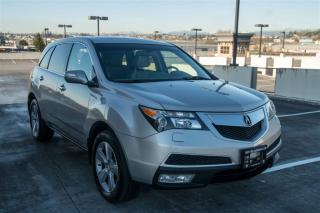 Used 2010 Acura MDX Technology Package  for sale in Langley, BC
