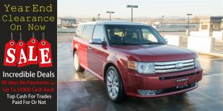 Used 2011 Ford Flex limited for sale in Langley, BC