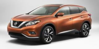 New 2018 Nissan Murano S FWD CVT for sale in Mississauga, ON