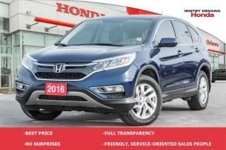 Used 2016 Honda CR-V EX | Automatic for sale in Whitby, ON