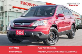Used 2009 Honda CR-V EX-L for sale in Whitby, ON