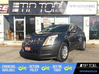 Used 2010 Cadillac SRX 3.0 Luxury ** AWD, Remote Start, Leather, Pano Sun for sale in Bowmanville, ON