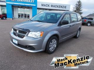 Used 2016 Dodge Grand Caravan SE Canada Value Package for sale in Renfrew, ON