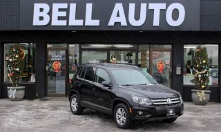 Used 2014 Volkswagen Tiguan TRENDLINE BLUETOOTH HEATED SEATS ALLOYS for sale in North York, ON