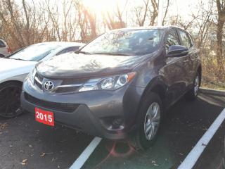 Used 2015 Toyota RAV4 LE for sale in Pickering, ON