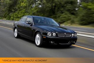 Used 2009 Jaguar XJ XJ8, 4.2L V8, Sunroof, Heated for sale in Winnipeg, MB