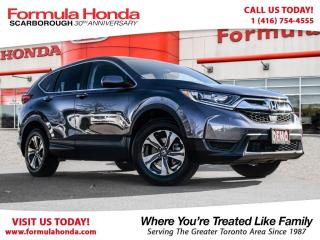 Used 2017 Honda CR-V LX | NEAR BRAND NEW DEMO! for sale in Scarborough, ON
