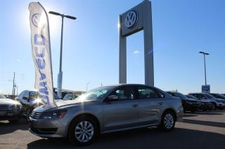 Used 2013 Volkswagen Passat 2.5L Trendline (A6) for sale in Whitby, ON