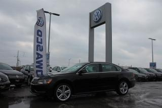 Used 2014 Volkswagen Passat 2.5L Comfortline for sale in Whitby, ON