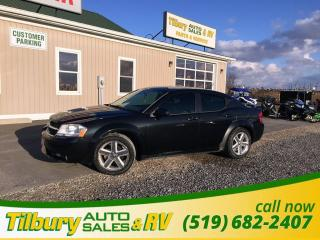 Used 2008 Dodge Avenger SXT. ***AS IS*** CLEAN. BLUETOOTH. for sale in Tilbury, ON