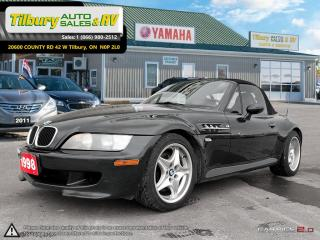Used 1998 BMW Z3 M SERIES 1.9... for sale in Tilbury, ON