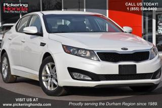 Used 2013 Kia Optima LX AT for sale in Pickering, ON