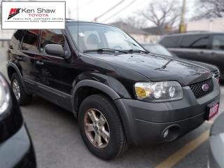 Used 2007 Ford Escape XLT for sale in Toronto, ON