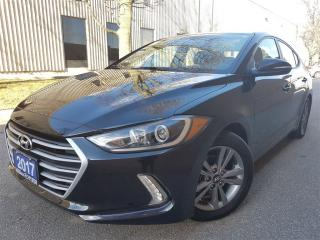 Used 2017 Hyundai Elantra GL-Super clean-all up to date for sale in Mississauga, ON