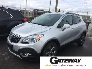 Used 2014 Buick Encore Convenience LOW KM|REAR CAM|PWR SEAT|FOG LIGHTS| for sale in Brampton, ON