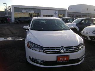 Used 2014 Volkswagen Passat HIGHLINE for sale in Cornwall, ON