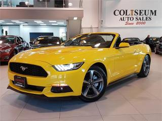 Used 2015 Ford Mustang V6-CONVERTIBLE-FACTORY WARRANTY-ONLY 29KM for sale in York, ON