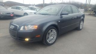 Used 2006 Audi A4 2.0T for sale in Barrie, ON