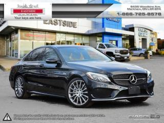 Used 2017 Mercedes-Benz C43 AMG - for sale in Markham, ON
