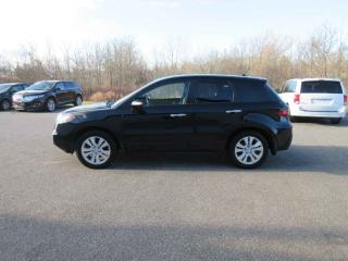 Used 2012 Acura RDX TURBO AWD for sale in Cayuga, ON