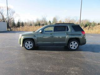 Used 2015 GMC TERRAIN SLT AWD for sale in Cayuga, ON