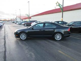 Used 2011 Ford Fusion SEL FWD for sale in Cayuga, ON