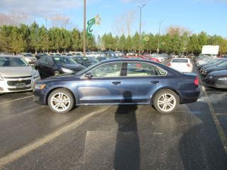 Used 2013 Volkswagen Passat Comfortline FWD for sale in Cayuga, ON