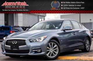 New 2014 Infiniti Q50 Premium AWD|Sunroof|Nav|Leather|HeatFrntSeats|BackUpCam|17