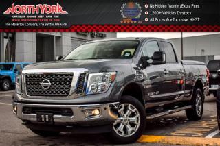 Used 2016 Nissan Titan XD SV 4x4|Diesel|Comfort&ConviPkg|Nav|BackUpCam|20