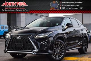 Used 2017 Lexus RX 350 AWD|Nav Pkg|Sunroof|Keyless_Go|Heat Frnt.Seats|LaneKeep|20