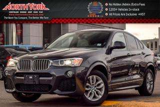 Used 2015 BMW X4 xDrive28i |MSport,DrvrAsst.,PremiumPkgs|Nav|BackUpCam|19